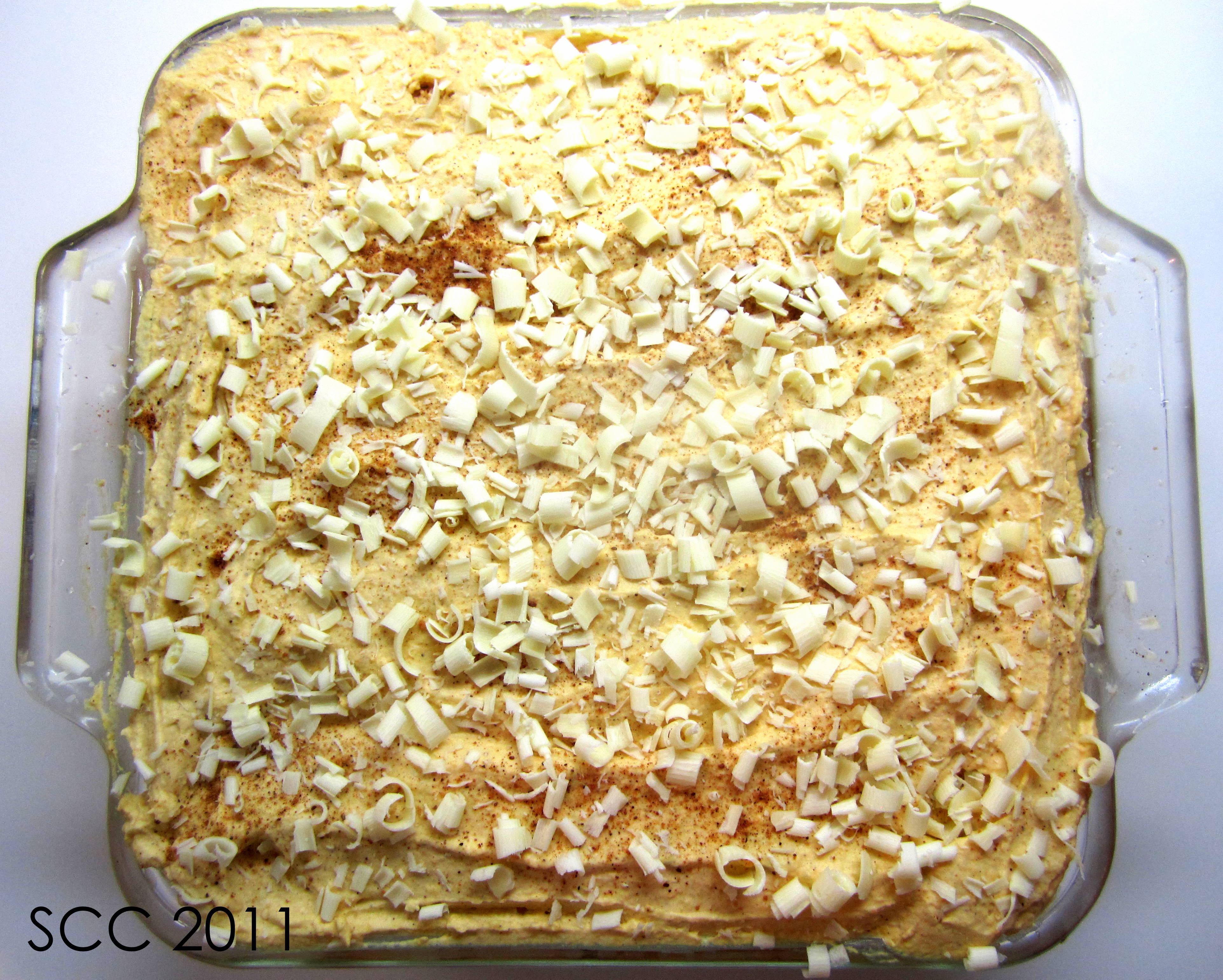 Super-Simple Pumpkin Tiramisu Recipe — Dishmaps
