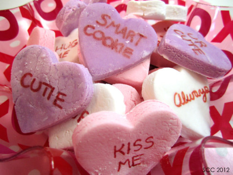 Homemade Conversation Hearts are the perfect sweet treat to make for ...