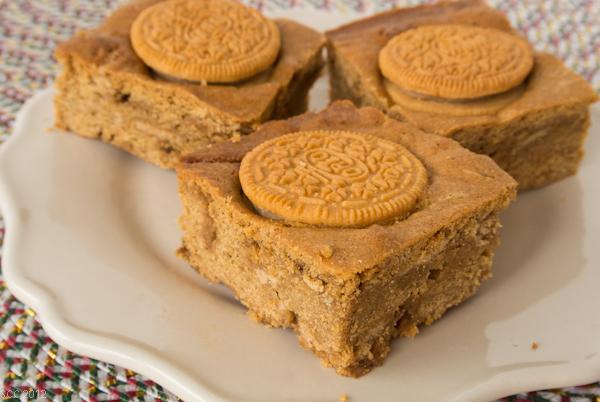 Gingerbread Oreo Blondies Recipes — Dishmaps