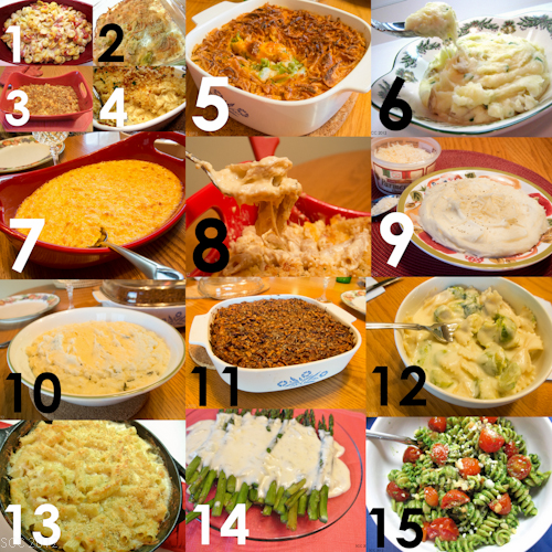 13 Easy Vegetable Side