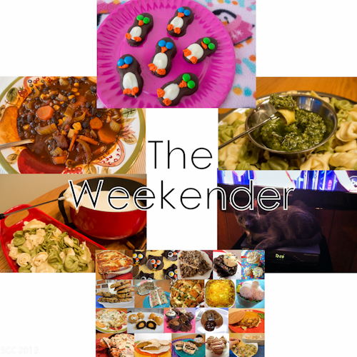 The Weekender: New Year, New Illness, Same Cats